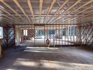 A basement application for Interra
