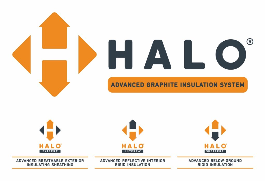 Halo® Graphite Insulation System