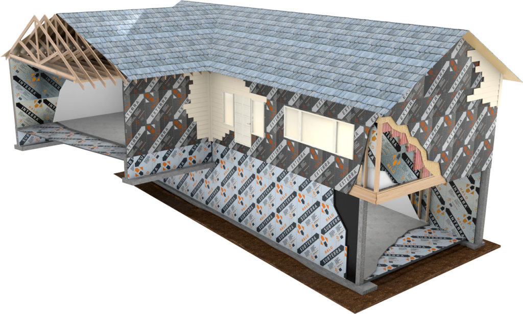 Halo® - The Advanced Graphite Insulation System
