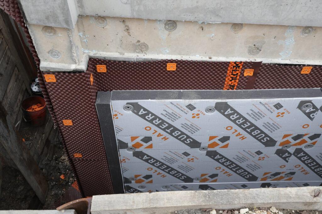Subterra For Below Grade Insulation