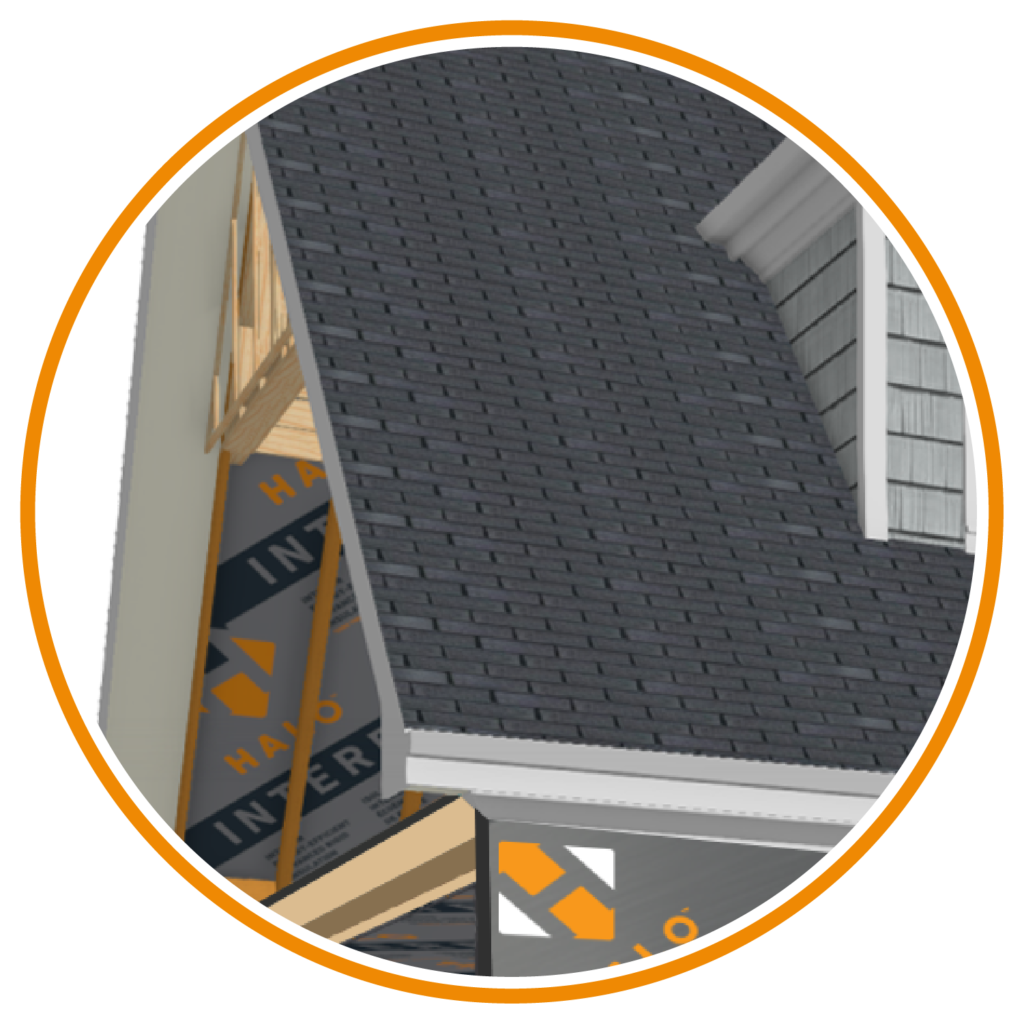 Halo Interra Attic & Roof Application